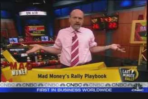 Cramer's Rally Mentality