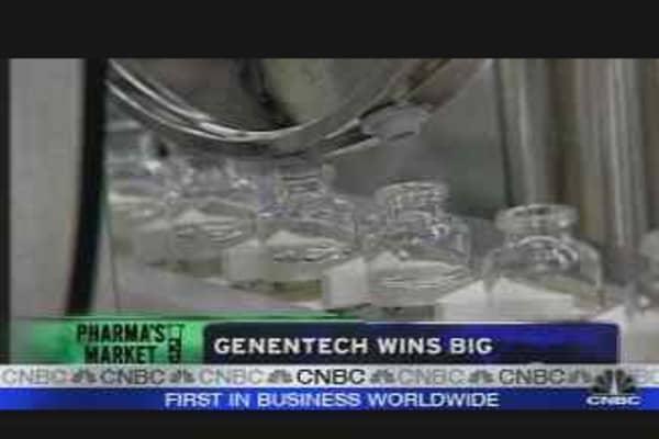 Genentech's Got Its Groove Back