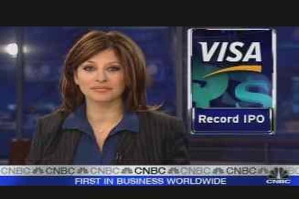 Visa IPO Signals Turnaround?