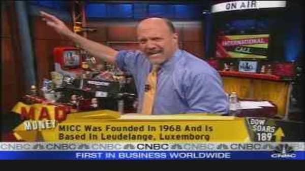 Cramer's International Calls