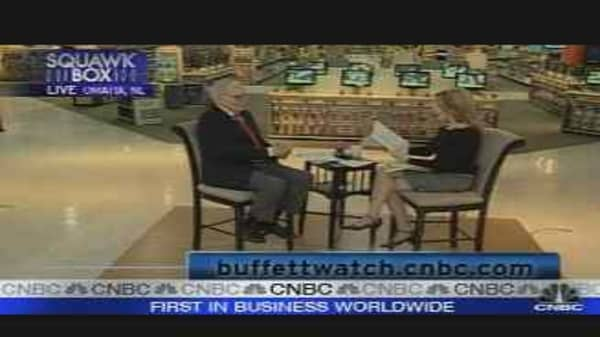 Questions with Buffett