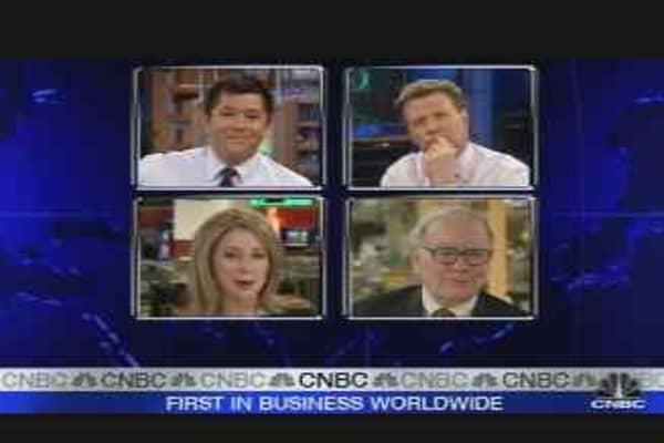 Buffett on Fannie & Freddie