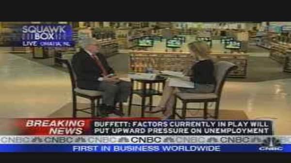 Warren Buffett Answers Email