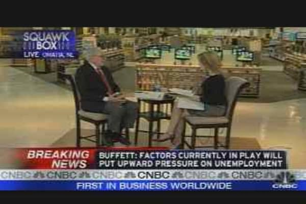Warren Buffett Answers Email