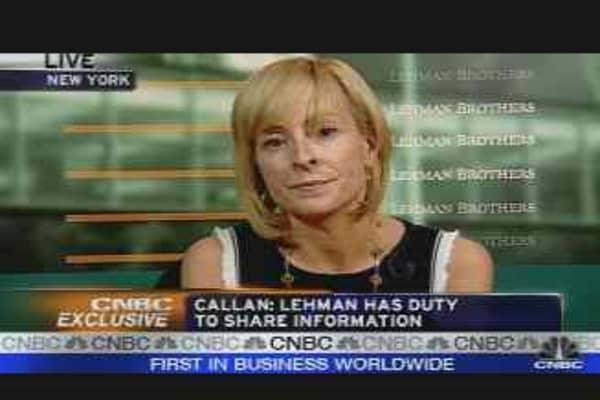 Lehman's Fundraising