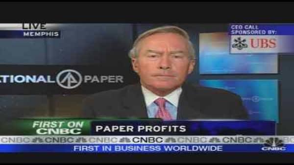 International Paper Earnings
