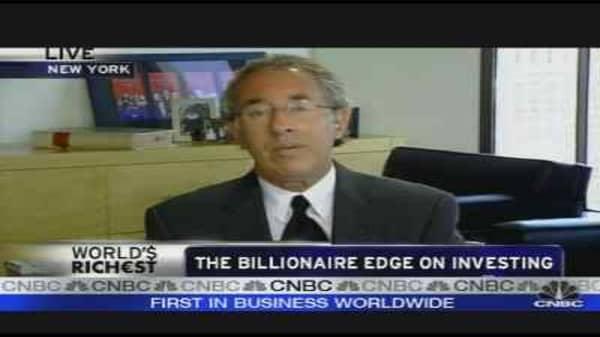 Billionaire Summit: Ron Baron