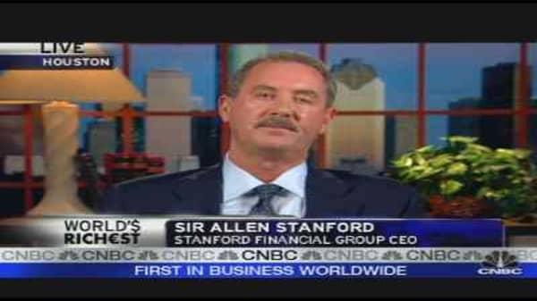 Billionaire Summit: Allen Stanford