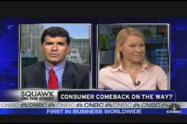 Consumer Comeback