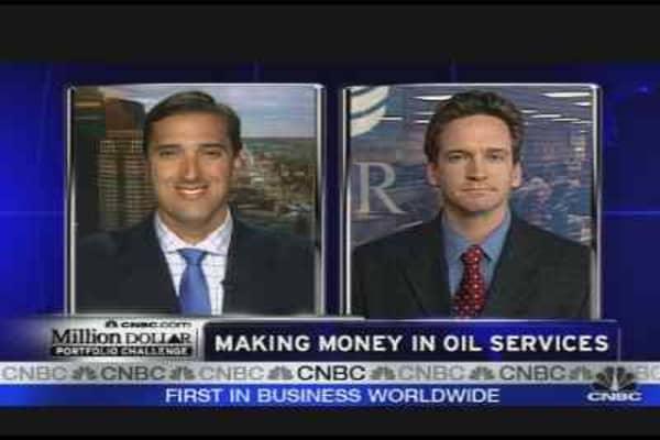 Making Money in Oil