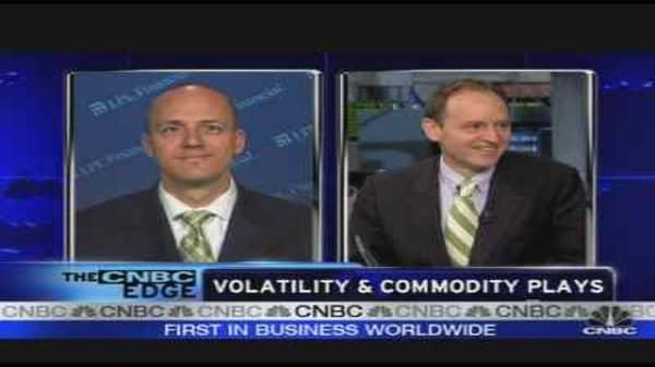 Volatility & Commodity Plays