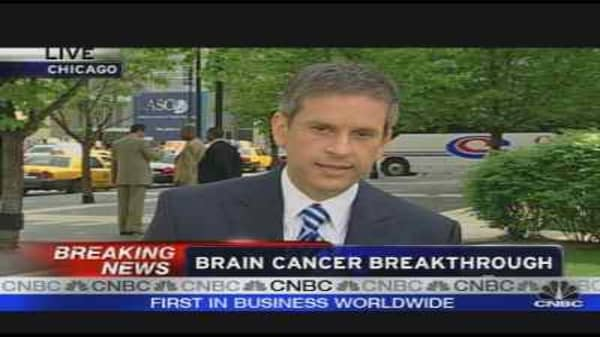 New Hope for Brain Cancer