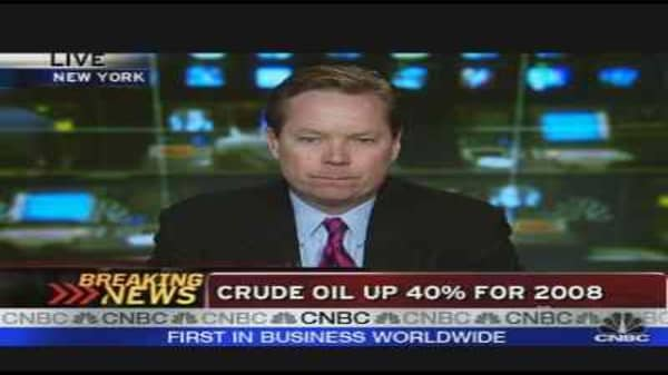 The Upside of Oil