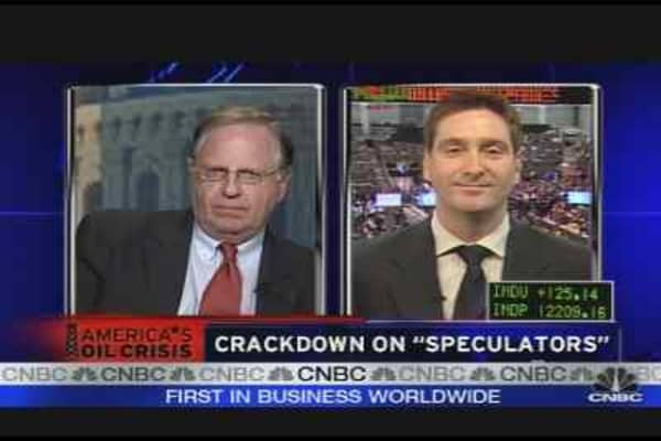 Speculator Crackdown