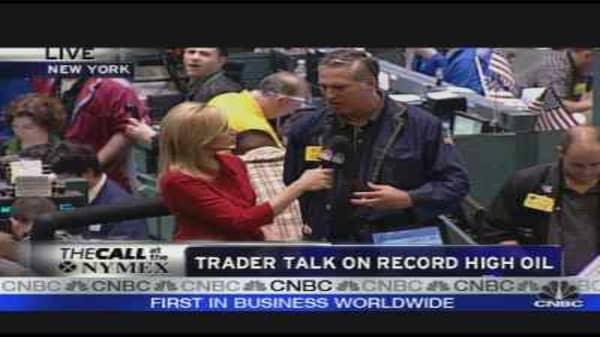 Trader Talk: Oil Prices