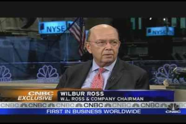 Wilbur Ross on Distressed Opportunities