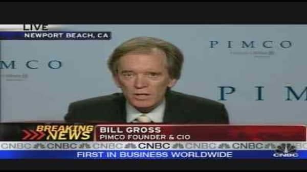 PIMCO's Gross Denies Lehman Rumors