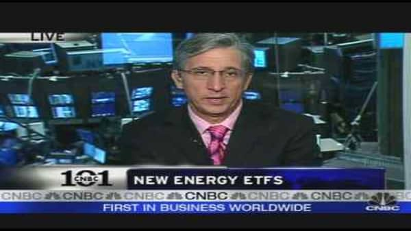CNBC 101: New Energy ETFs