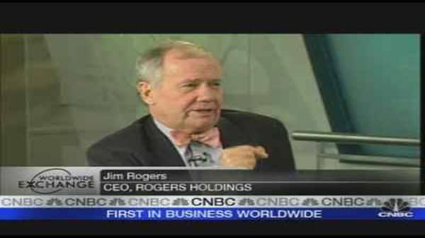 Don't Bail Out Fannie, Freddie: Jim Rogers
