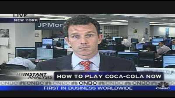 Coca-Cola Losing its Fizz