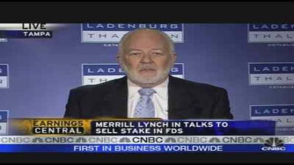 Merrill & Citi Set Market Tone
