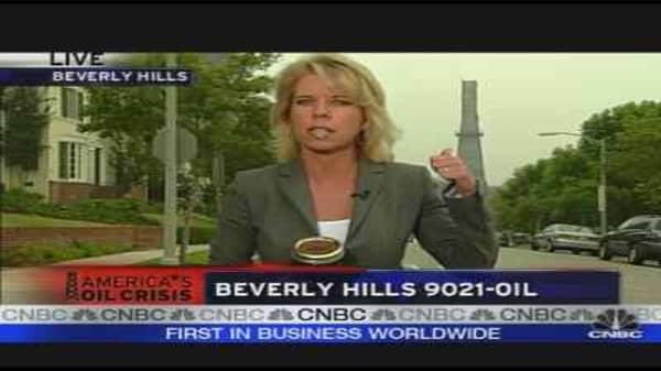 Beverly Hills 9021-Oil