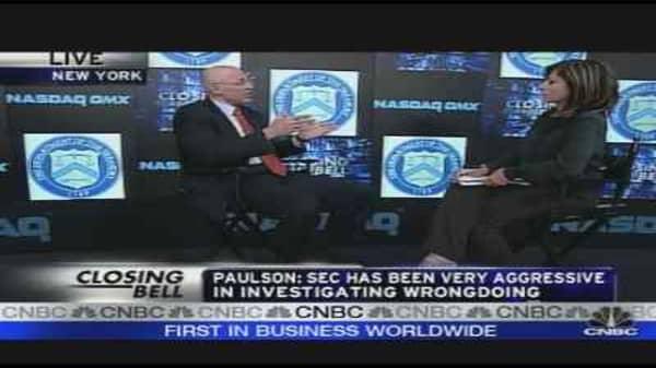 Paulson's Resue Plan