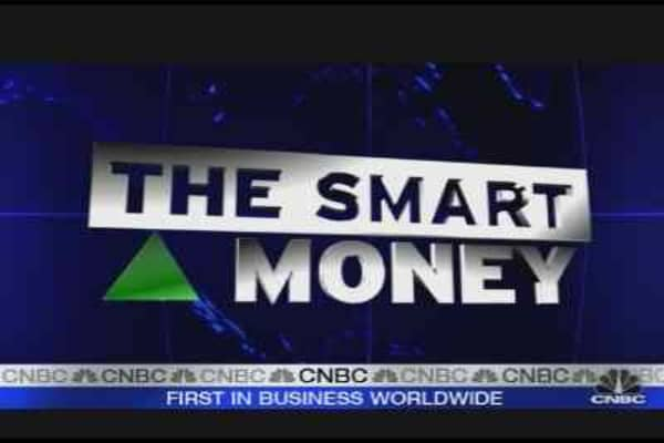 Smart Money: Homebuilders