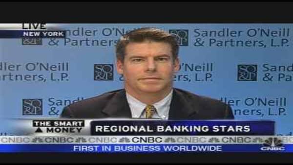 Regional Banking Stars