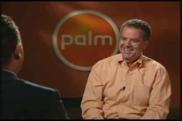 Palm CEO on the Centro