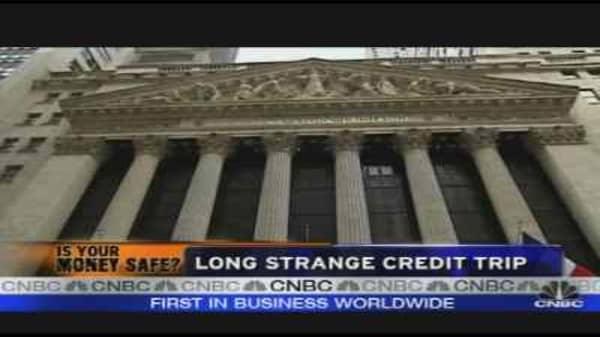 Long Strange Credit Trip