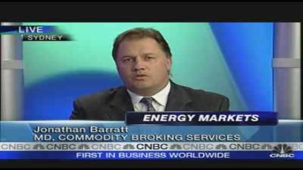 Oil Could Retest $135 Bbl