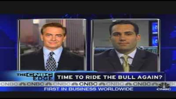 Time to Ride the Bull Again?