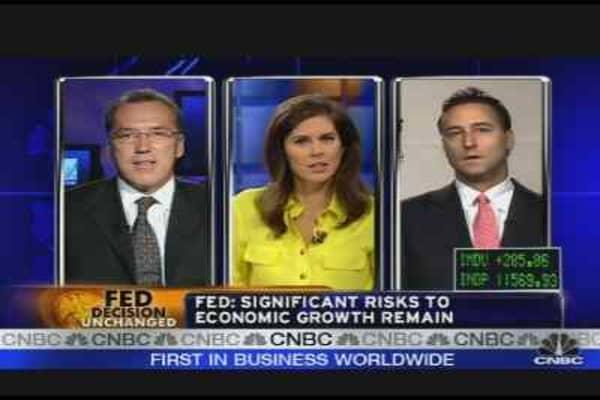 Stocks & the Fed