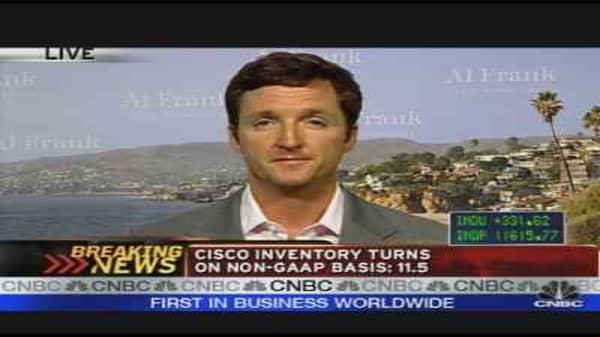 Cisco Earnings Analysis