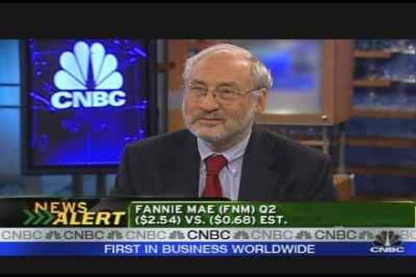 Stiglitz on GSEs