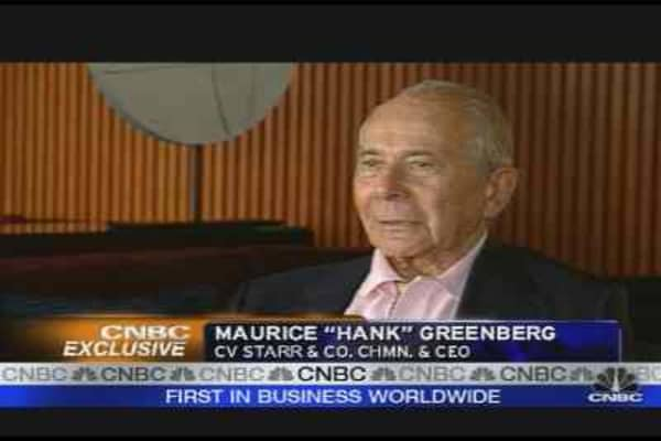 One on One with Hank Greenberg