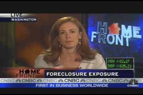 Foreclosure Filings