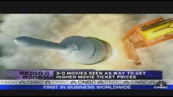 Big Screens Going 3-D