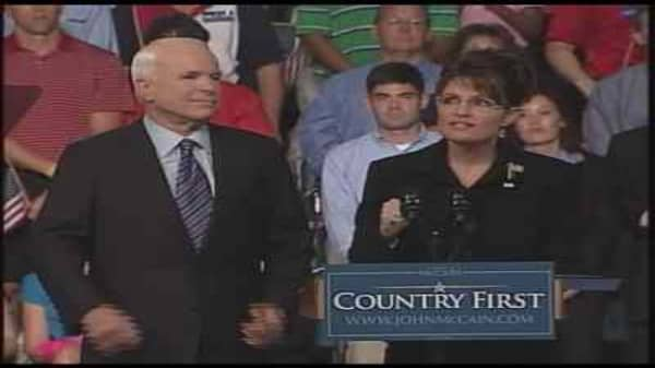 Palin's Speech