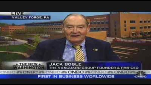 Bogle's Thoughts On the Election