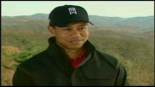 Tiger Woods' Golf Course