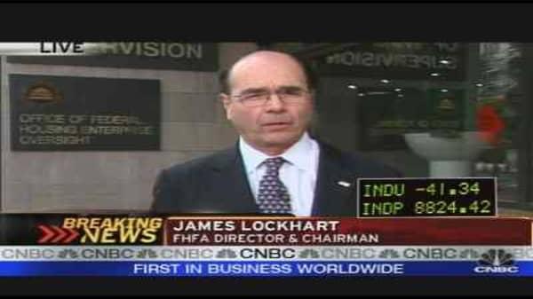 Lockhart on New Loan Plan