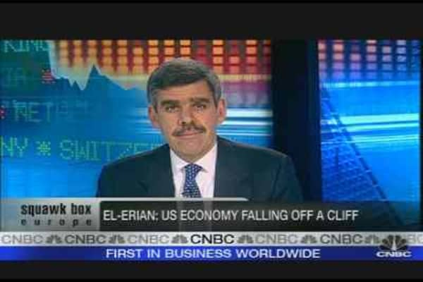 Stock Recovery Will Come Last: Pimco's El-Erian