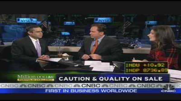 Caution & Quality on Sale