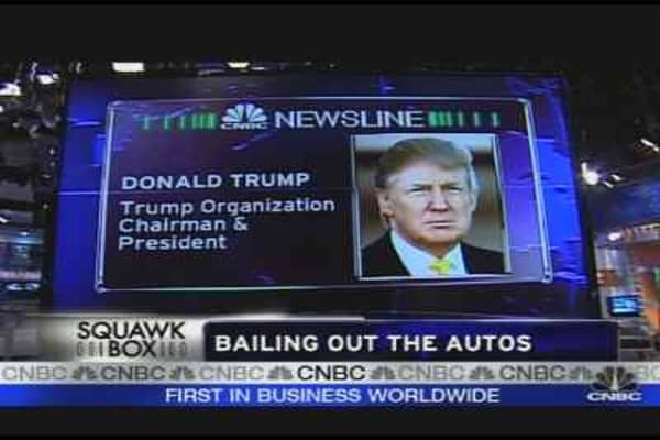 Trump on the Economy