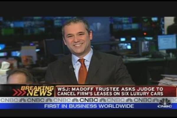 Bernie Madoff Update