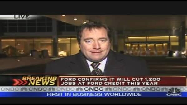 Ford Earnings