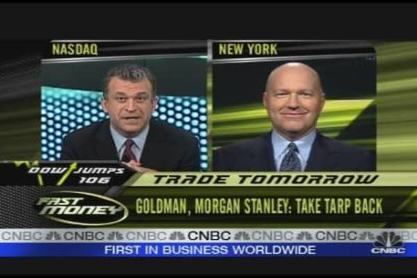 The Goldman & Morgan Trade