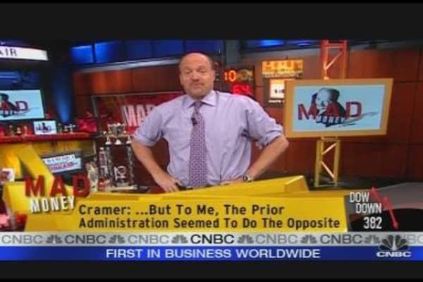 Cramer Schools the SEC